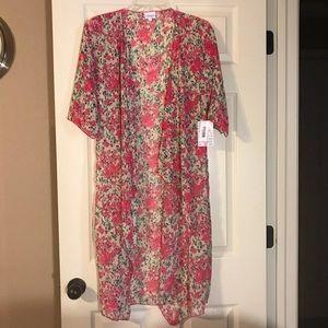 NWT Lularoe Floral Shirley Kimono